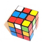 Rubix Cube Scrambled