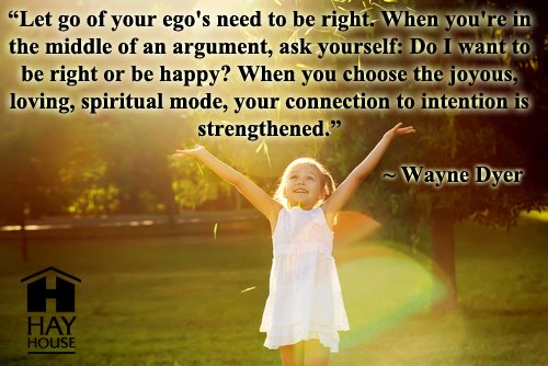Wayne Dyer Ego Quotes