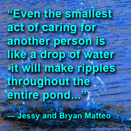 Jessy and Bryan Matteo Quote