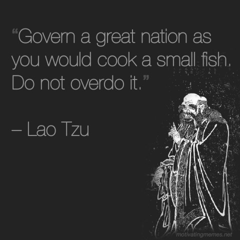 Lao Tzu Quote - Political Quote